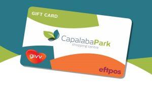 Capalaba Park Gift Card